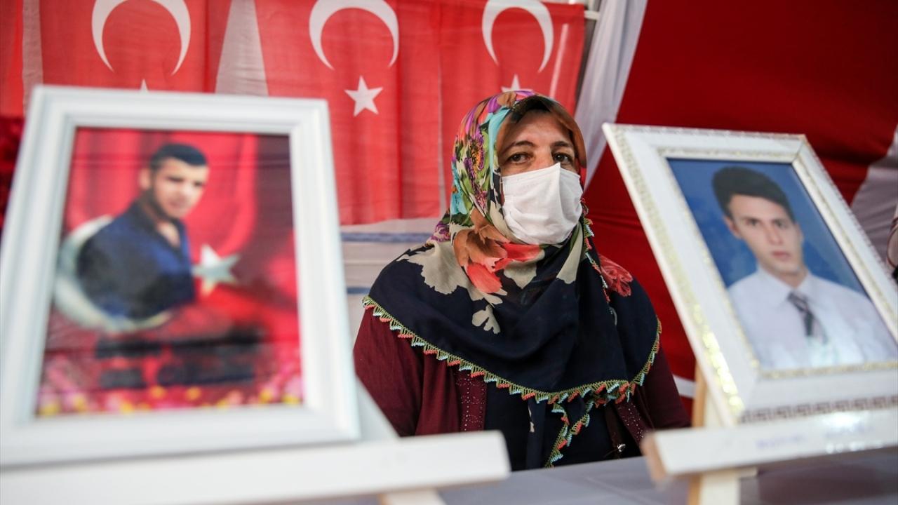Diyarbakır annelerinin evlat nöbeti 207. gününde sürüyor