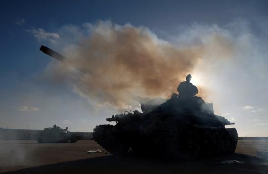 Libyada çatışmalar hangi cephelerde sürüyor?