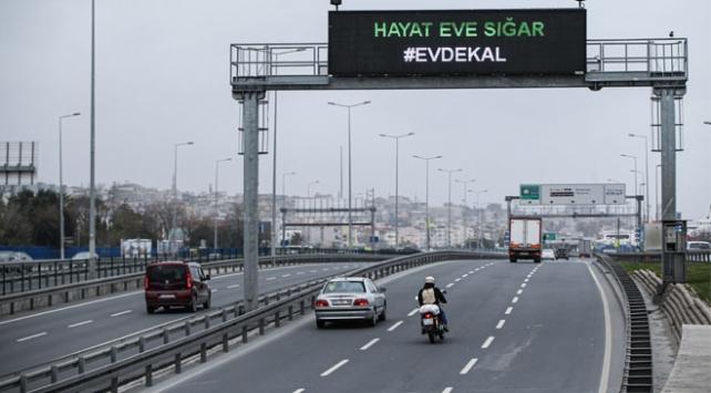 İstanbulda trafik kazaları da azaldı