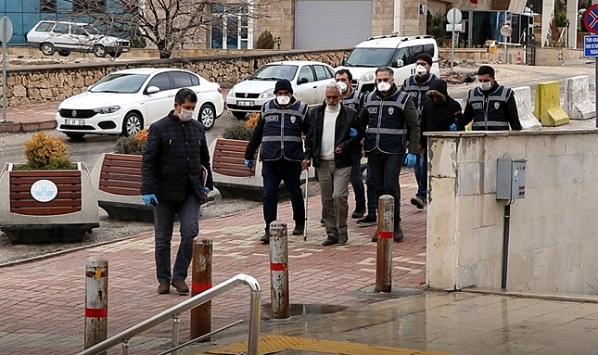 Elazığda silahlı kavgaya karışan 3 şüpheli tutuklandı