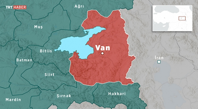 Vanda Han Mahallesi karantinaya alındı