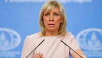 Zaharova: Sokağa aslanları değil, ayıları salardık