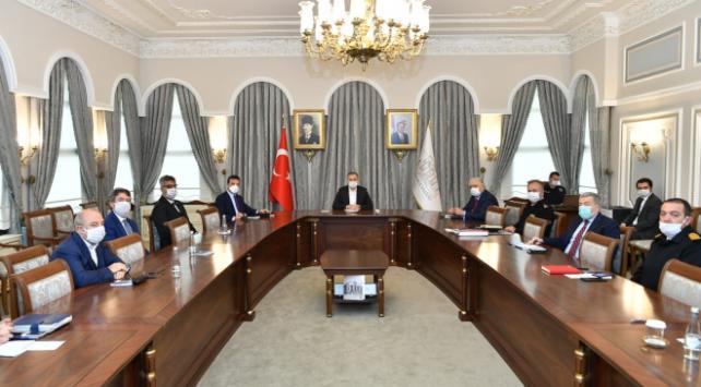 İstanbulda pandemi kurulu toplantısı