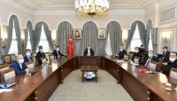 İstanbul'da pandemi kurulu toplantısı