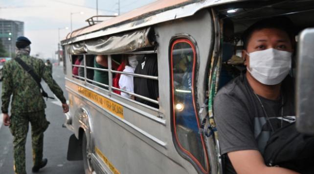 Filipinlerde koronavirüsten ölenlerin sayısı 68e çıktı