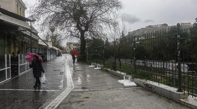 Yunanistanın başkenti Atina, hayalet kente döndü