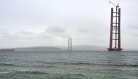 Simgelerin köprüsü metre metre yükseliyor