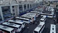 İstanbul'da otobüsle şehir dışına çıkışlar durdurulacak