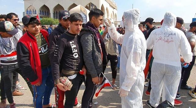 Irakta COVID-19 nedeniyle ölenlerin sayısı 42ye yükseldi