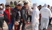 Irak'ta COVID-19 nedeniyle ölenlerin sayısı 42'ye yükseldi