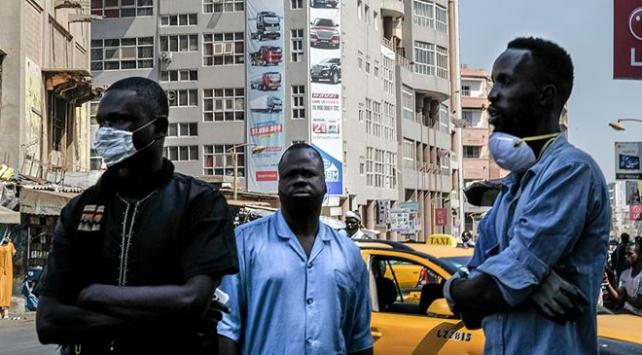 Afrikada koronavirüsten 117nci ölüm