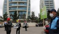 Kartal Belediyesi evde kalan vatandaşlar için konser düzenledi