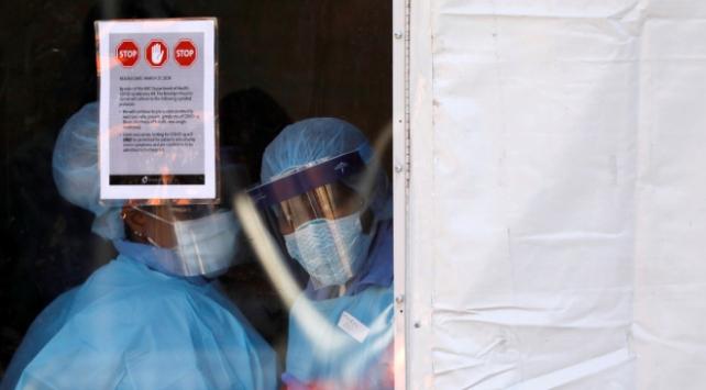 ABDde koronavirüsten 1 günde 410 kişi öldü