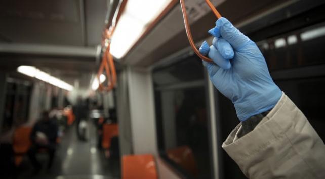 Toplu taşıma kullanımı yüzde 90 azaldı
