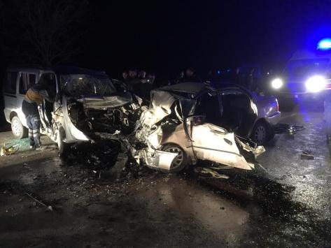 Konyada trafik kazası: 4 ölü, 4 yaralı
