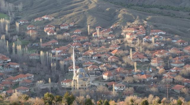 Yozgatta karantinaya alınan köyde jandarma tedbir aldı