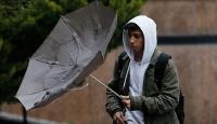Meteorolojiden 4 il için fırtına uyarısı