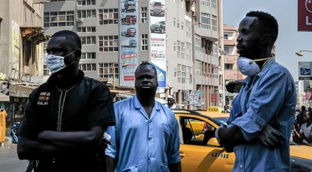 Afrikada koronavirüs şiddeti