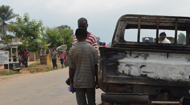 Kongo Halk Cumhuriyetinde sokağa çıkma yasağı