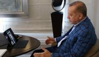 Cumhurbaşkanı Erdoğan Bakan Karaismailoğlu ile görüştü