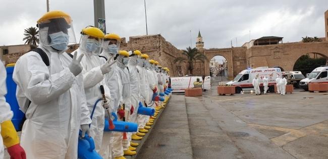 Libyada sokağa çıkma yasağı günde 17 saate çıkarıldı
