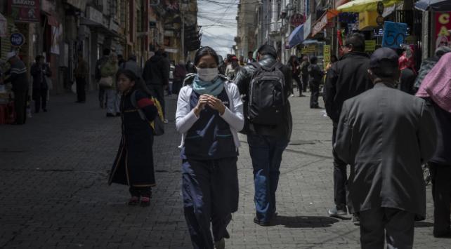 Bolivyada koronavirüsten ilk ölüm