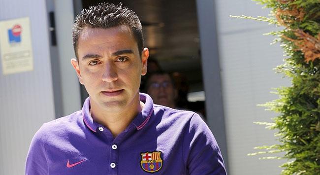 Xavi Hernandez Barcelonayı çalıştırmak istiyor