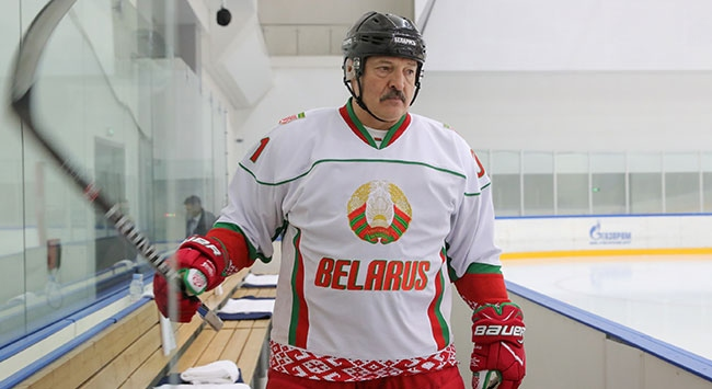 Belarusu koronavirüs bile durduramadı