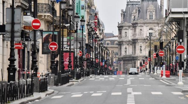 Fransada bir günde 292 kişi öldü
