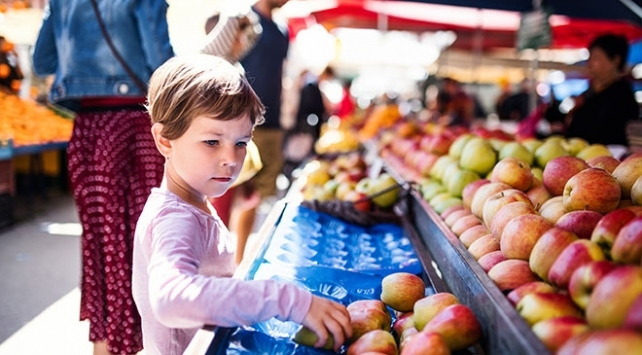 Vanda market ve pazarlara çocuklar alınmayacak
