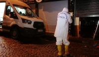 İstanbul'da iş hanında yangın: 1 ölü