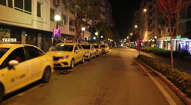 Taksiler için plaka sınırlaması uygulanmaya başlandı