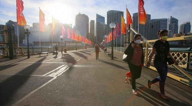 Avustralyada koronavirüsten ölenlerin sayısı 18e çıktı