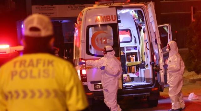 Adanada koronavirüs testinden kaçan kadın yakalandı