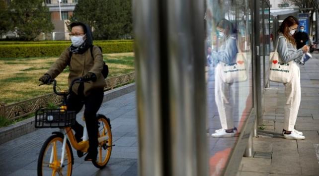 Çinin 20 eyaletinde son 4 haftada yeni vaka görülmedi