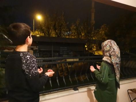 Demircide Kovid-19 salgının son bulması için dua edildi