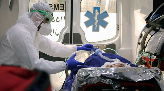 İranda can kaybı 2 bin 757ye yükseldi