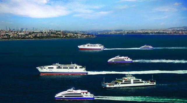 İstanbulda şehirler arası feribot seferleri durduruldu