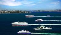 İstanbul'da şehirler arası feribot seferleri durduruldu