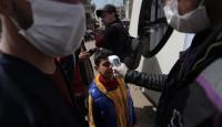 BM: Suriye'de 10 kişide koronavirüs görüldü