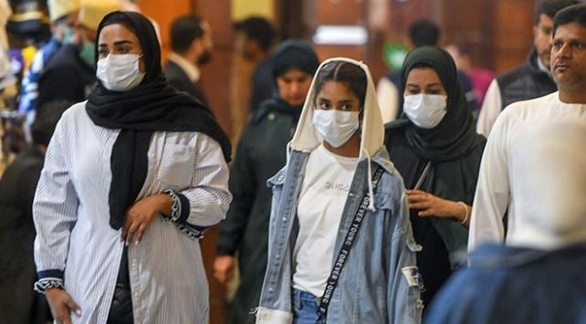 Kuveyt ve Filistinde koronavirüs vakaları arttı