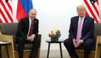 Putin ve Trump'tan koronavirüs görüşmesi