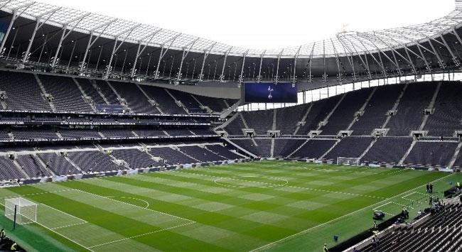 Tottenham koronavirüsle mücadele için stadını açtı
