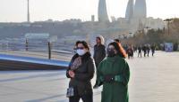Azerbaycan'da sokağa çıkma yasağı