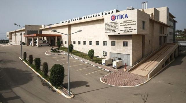 Türkiyenin Gazzede yaptırdığı hastane Filistinlilere devredildi