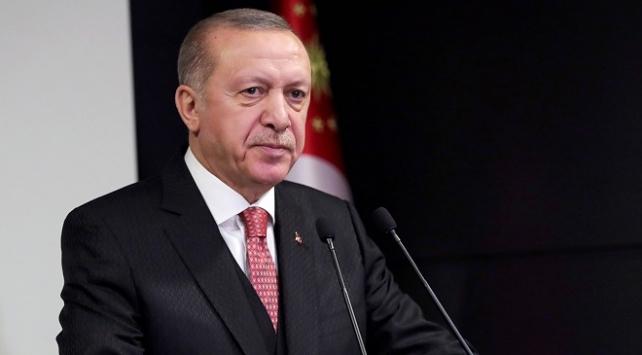 Cumhurbaşkanı Erdoğan: Biz Bize Yeteriz Türkiyem kampanyasını başlatıyoruz