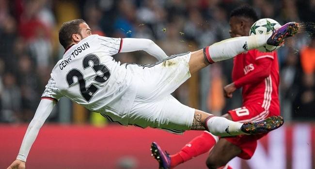 Cenk Tosun: Benfica maçından sonra 3-4 gün uyumadım