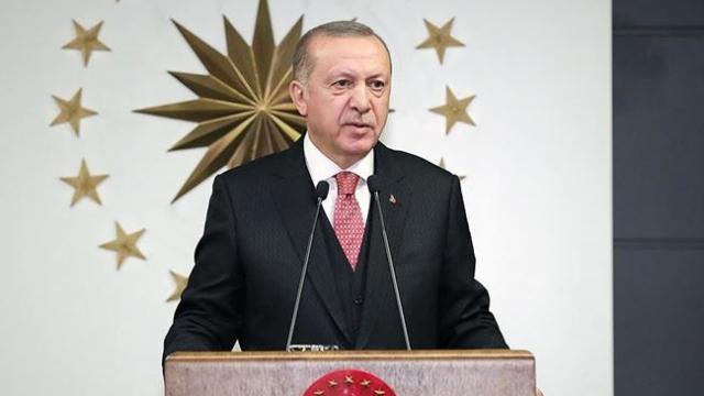 """Cumhurbaşkanı Erdoğan'dan """"Kampanya"""" paylaşımı"""