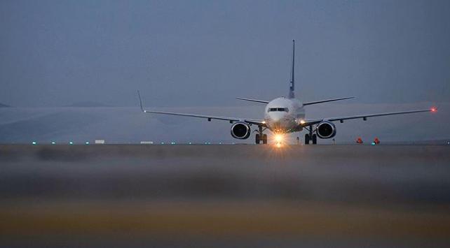 Avrupada uçuş trafiği yüzde 88 azaldı