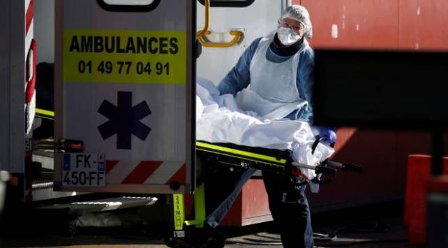 Fransada ölü sayısı 3 bini geçti